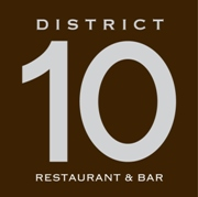 District10 Logo Restaurant & Bar