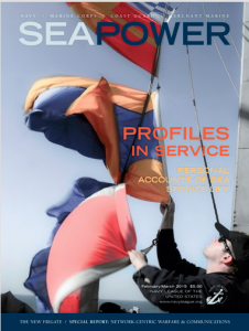 SeaPower Feb:Mar Cover