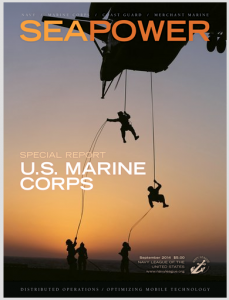 Seapower September 2014
