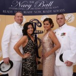 U.S. Navy Officers and their dates