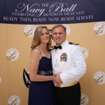 CDR and Mrs. Robert Brodie