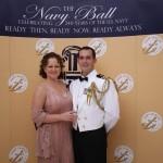 Naval Attaché and Mrs. Sean O'Connor