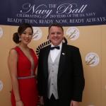 AAS President Glenn van Zutphen and Carol Chen, Founder of Covetella