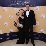 Nick Rew and his wife, Lauren Power